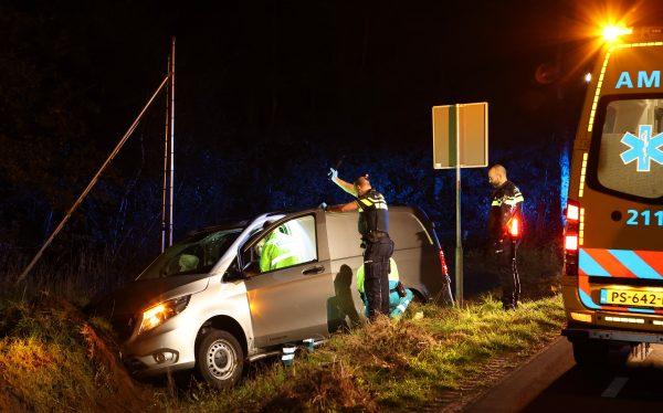 Ongeval Nieuwkuijkseweg VLijmen 1
