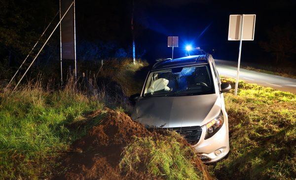 Ongeval Nieuwkuijkseweg VLijmen 2
