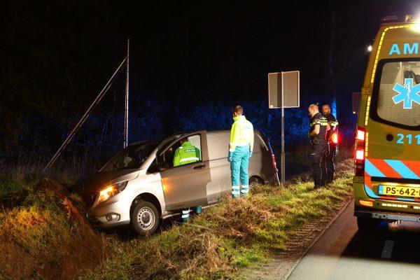 Ongeval Nieuwkuijkseweg VLijmen 4
